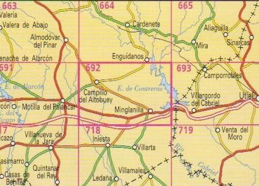 mapa campillo