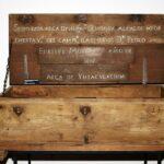 Arca de Insaculación, pieza de la semana del Museo de Campillo