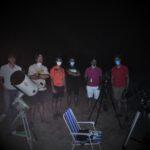 Encuentro astronómico con telescopios en Campillo