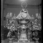 """Los """"viajes"""" de la Virgen de la Loma fuera de Campillo"""