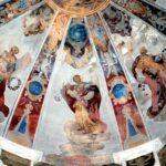 Los Arcángeles de la Iglesia parroquial de Campillo